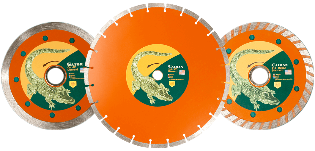 marca caiman cut be-blade