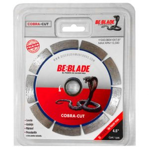 be-blade cobra cut diytl