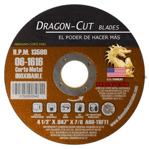 be-blade dragon cut abrasivo