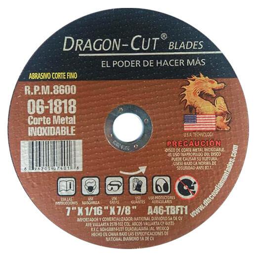 be-blade dragon cut abrasivo 7