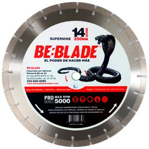 be-blade cobra cut diy seg pb12