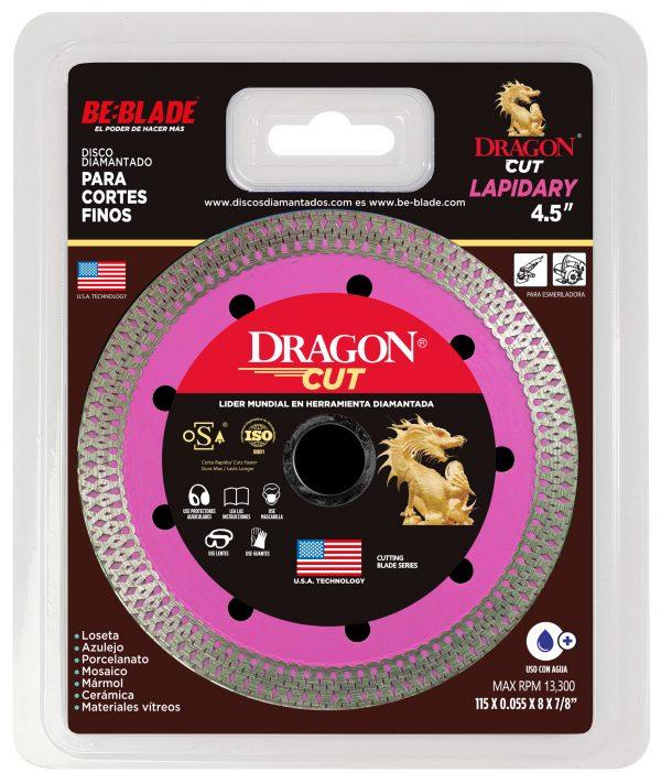 dragon cut lapidary