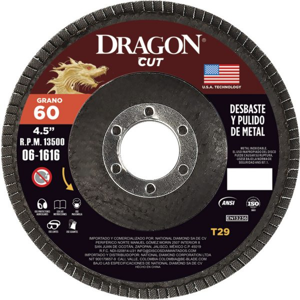 dragon cut laminado
